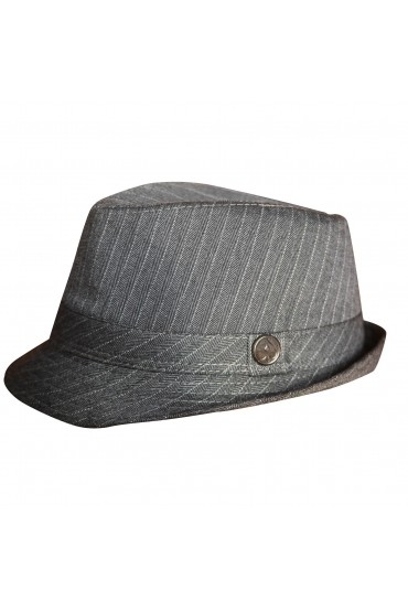 Chapeau Kicker gris