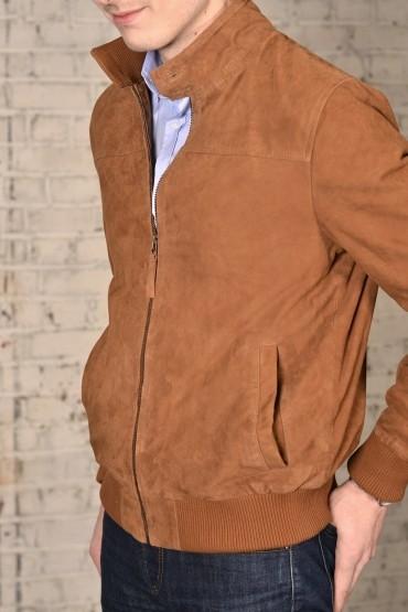 Blouson Peyton Camel