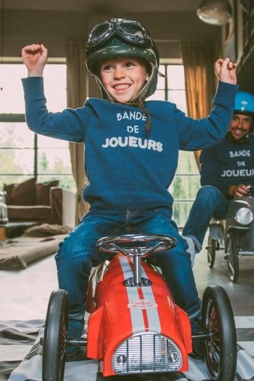 Blue Bande de Joueurs...