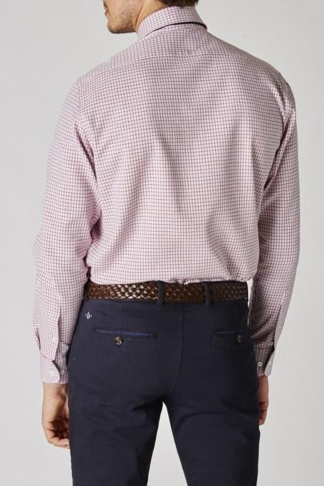 dos chemise royal romeo