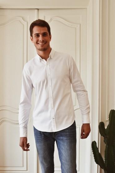 Chemise blanche Tournoi...