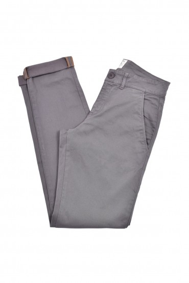 Chino slim Wasp carbone