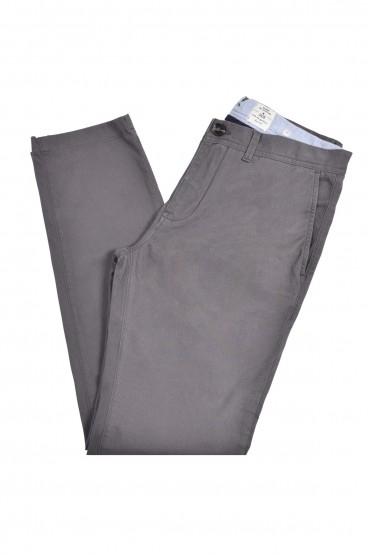 Chino regular Slack carbone