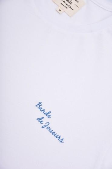 T-shirt Tribu blanc
