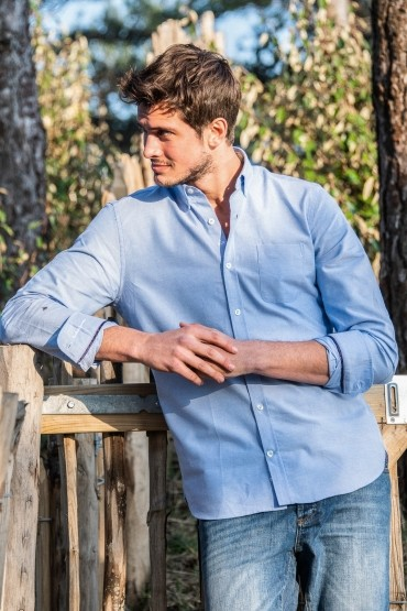 Shirt jeans Henry Foxwood