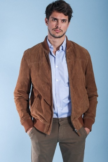 Camel Mac Jacket