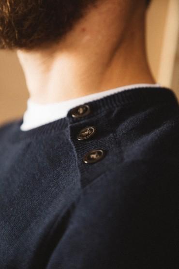 copy of Balam Navy Sweater