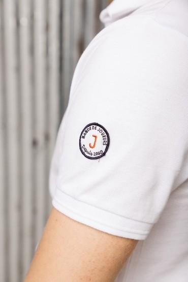 Polo Wimbledon Blanc