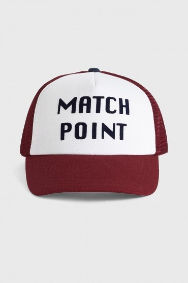 Casquette MATCH POINT adulte