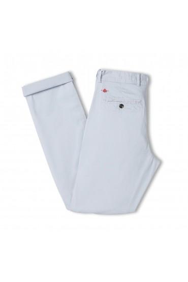 Pantalon Slack Bleu Ciel