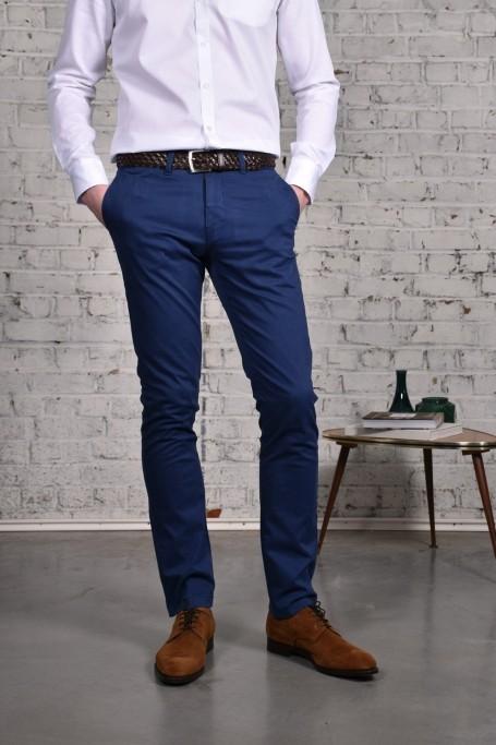 Pantalon Slack Indigo (3)