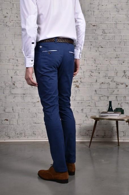 Pantalon Slack Indigo (5)