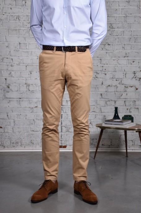 Pantalon Slack Beige (3)