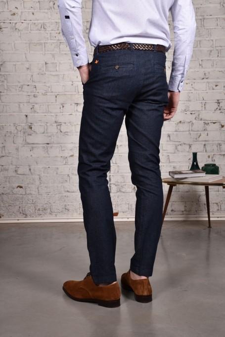 Pantalon Slack Denim (3)