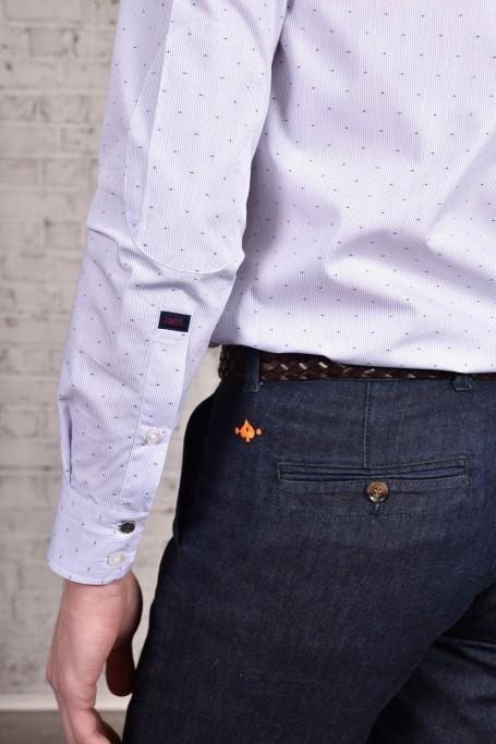 Pantalon Slack Denim (1)