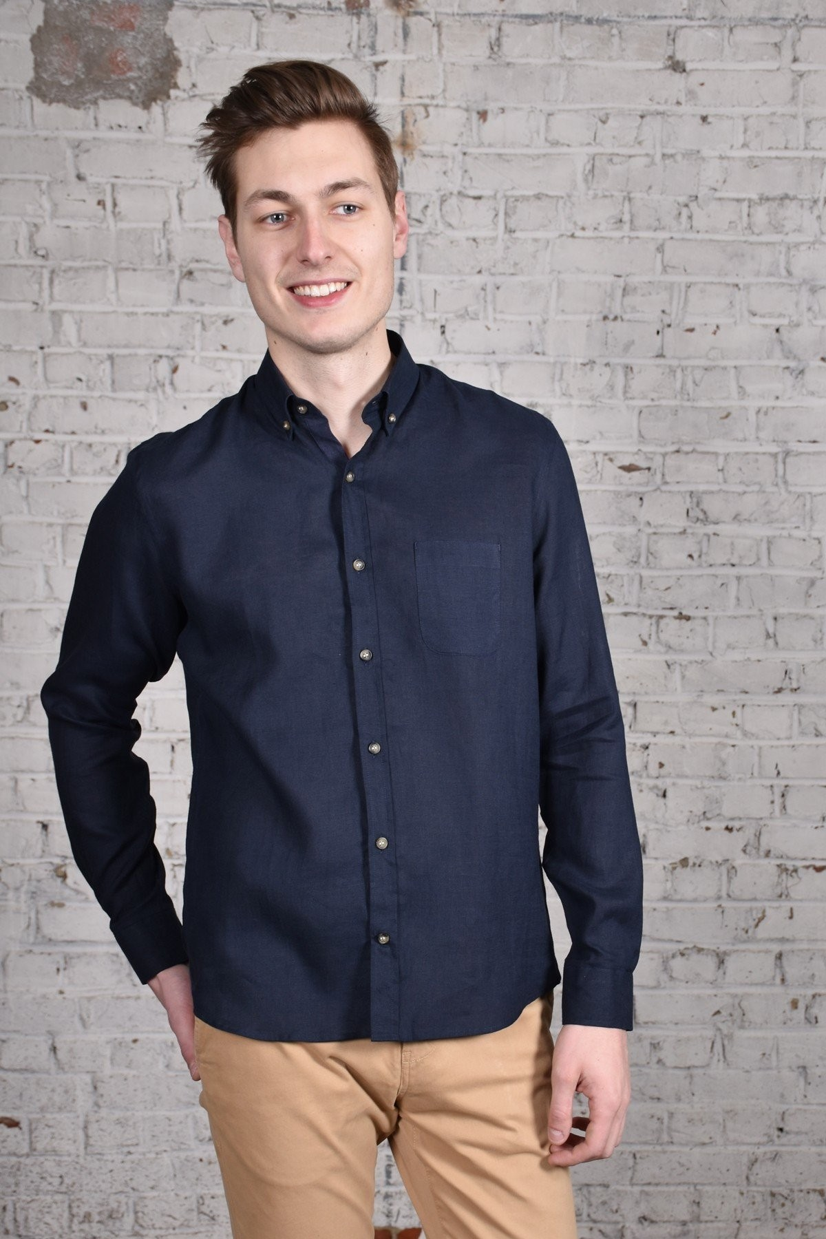 Chemise Laurier Alonso