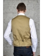 Gilet Costes Tabac