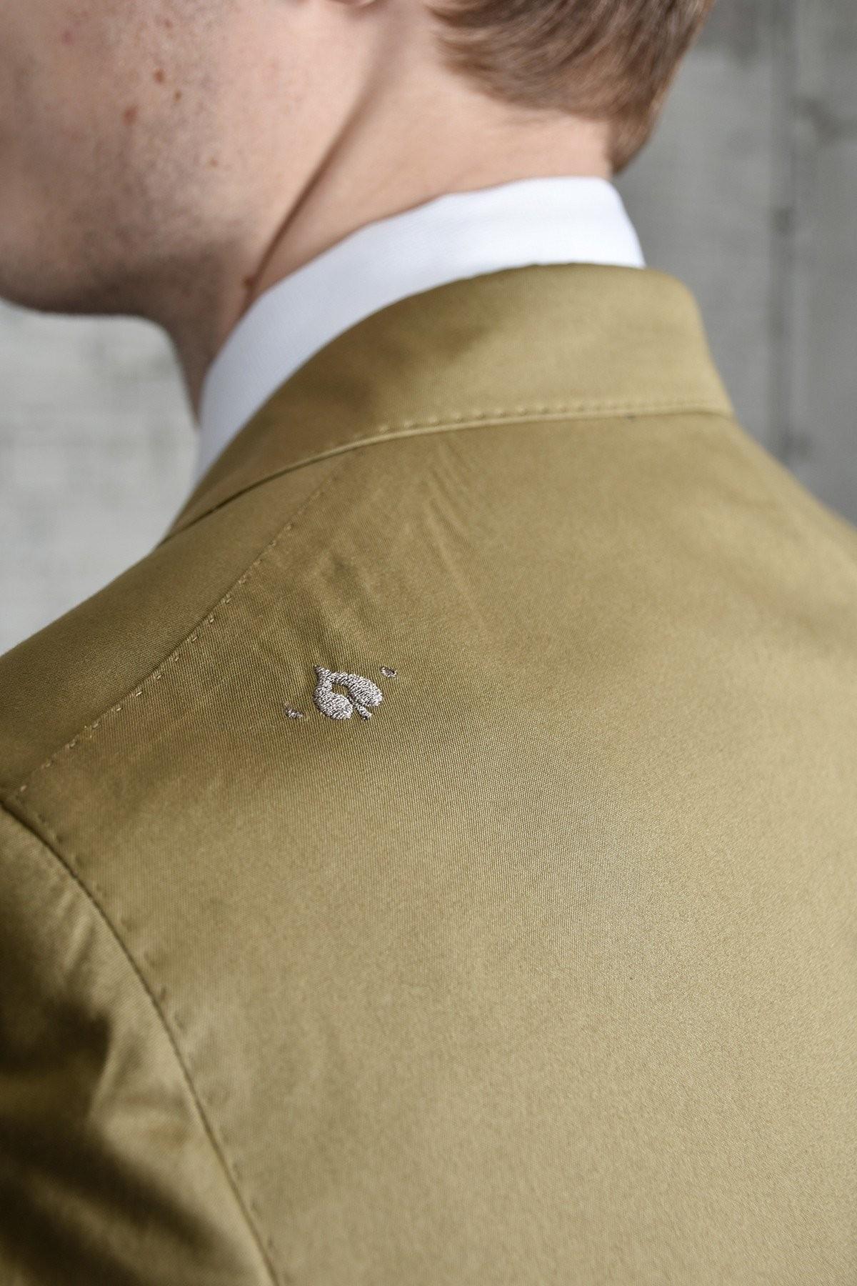 Tabacco Crowne Jacket