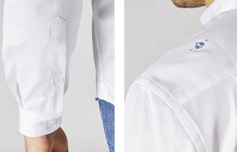 Zoom produit chemise chemise Aristo Ulysse