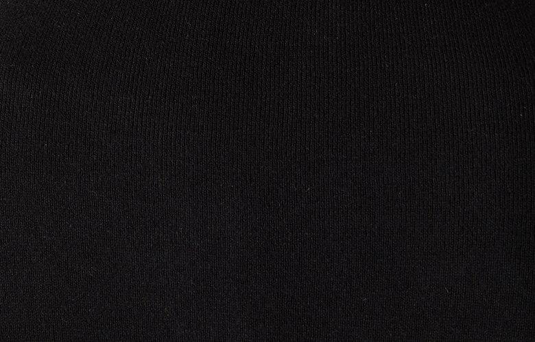 Zoom matiere pull blind noir