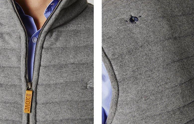 Zoom produit brunch gris