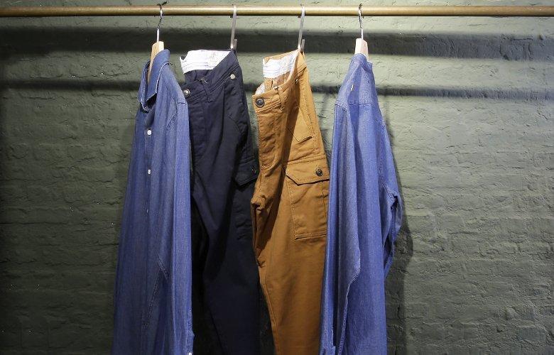 Comment porter son pantalon cargo marine