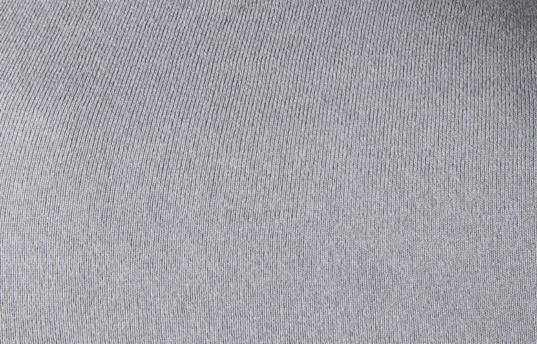 Zoom matiere cardigan Defis gris