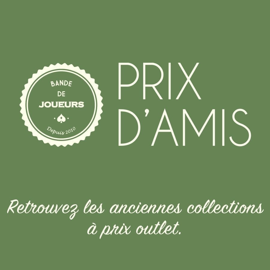 Prix d'amis - anciennes collections