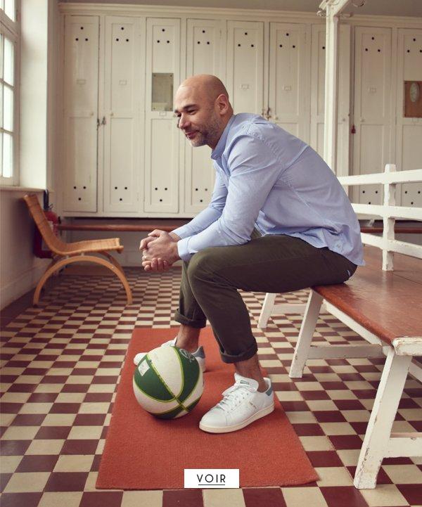 Présentation de Darius - le Basketeur