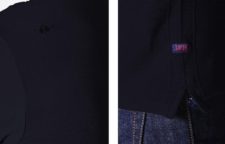 Zoom produit t-shirt este marine