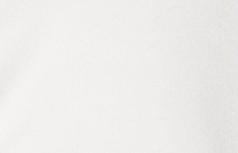 Zoom matière t-shirt este vanille