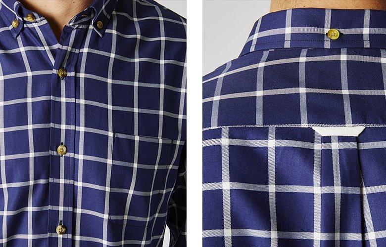Zoom produit chemise foxwood Marcel