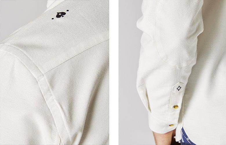 Zoom produit chemise foxwood marius