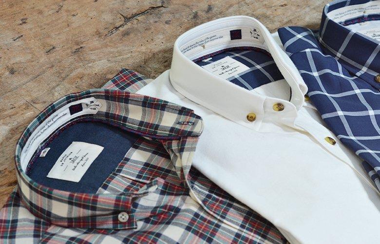 Histoire produit chemise Foxwood