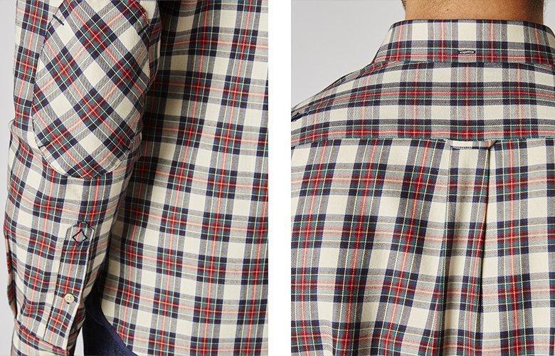 Zoom produit chemise foxwood ferdinand