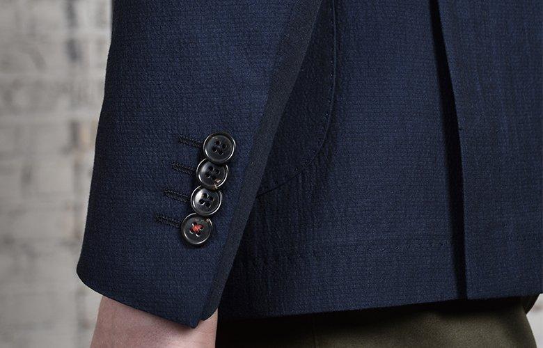 Zoom produit veste Garros Coco