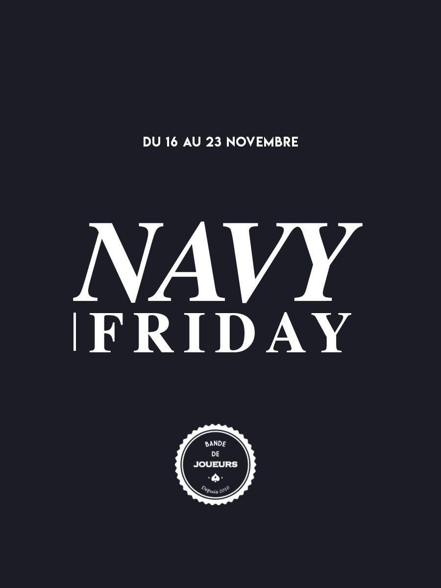 Navy Friday
