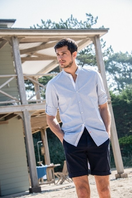 La chemise Hampton sidney
