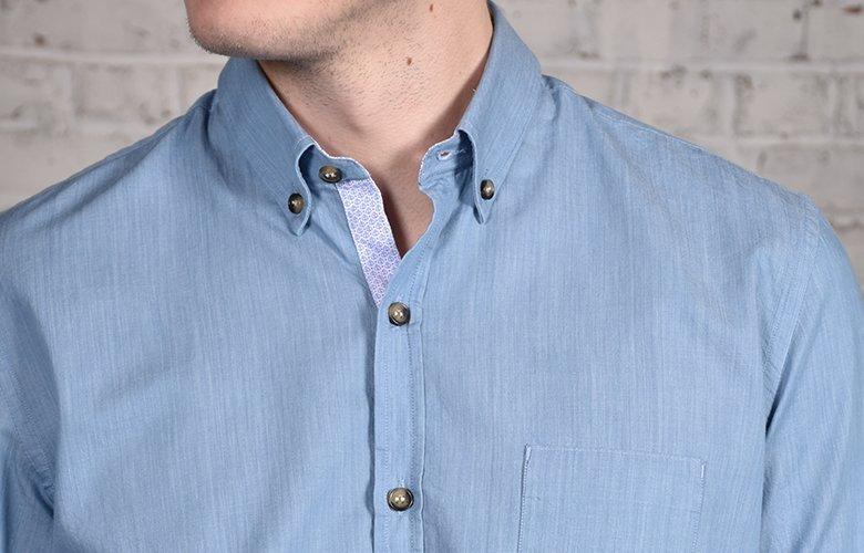 Comment porter la chemise Laurier Andy