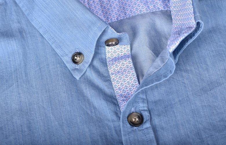 Zoom produit chemise laurier andy