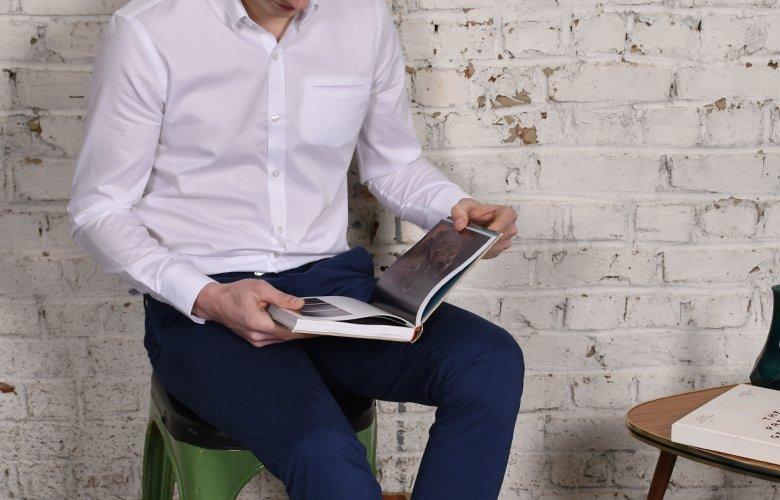 Comment associer sa chemise blanche