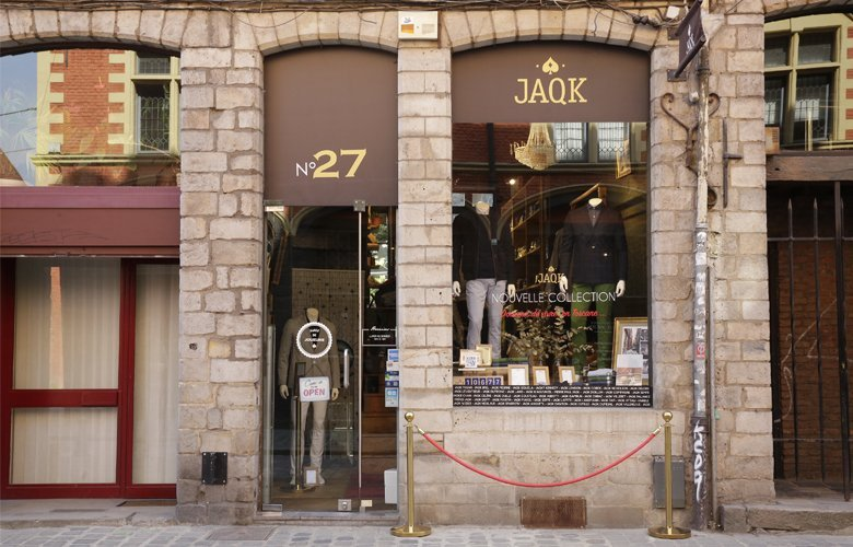 Retrait boutique JAQK