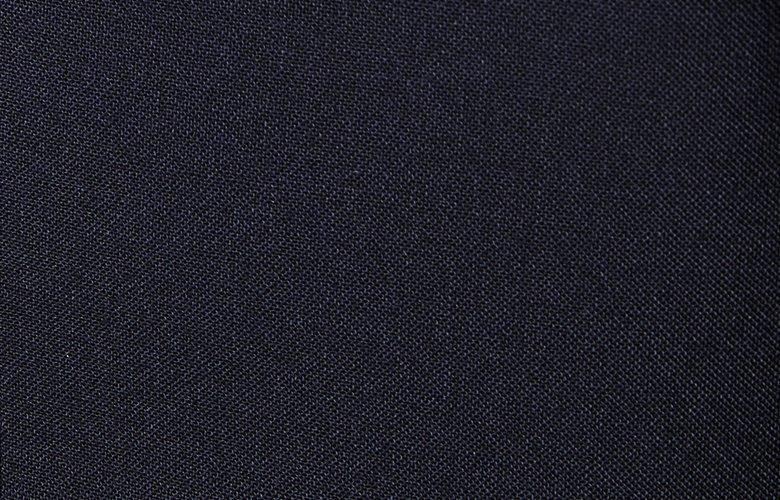 Zoom matière veste lutetia marine