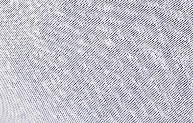 Zoom matière veste midnight visconti