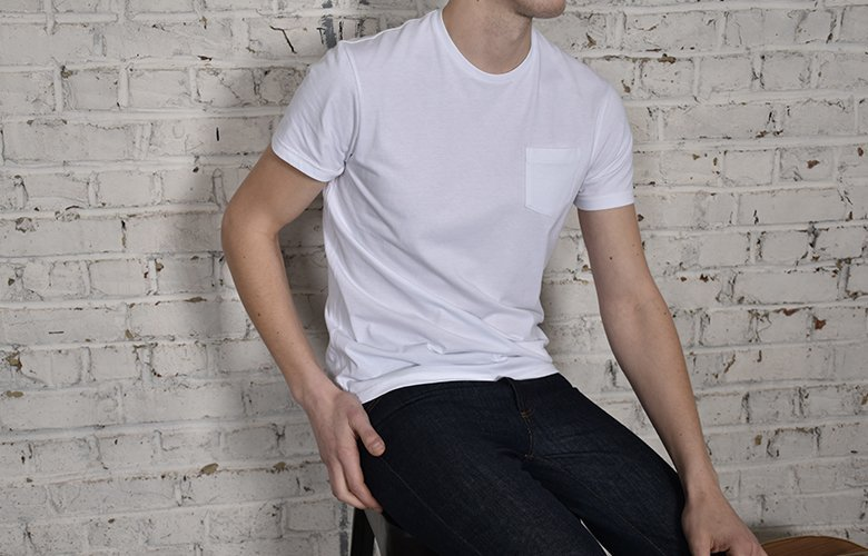 L'histoire du t shirt molki blanc