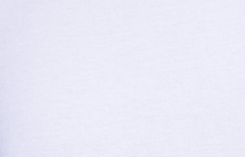 La matière du t shirt molki blanc