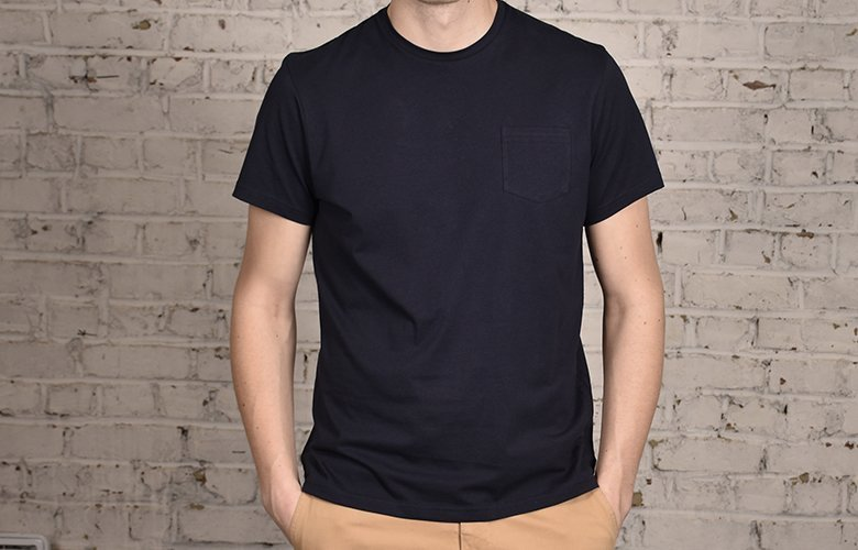 Comment porter le t shirt molki marine