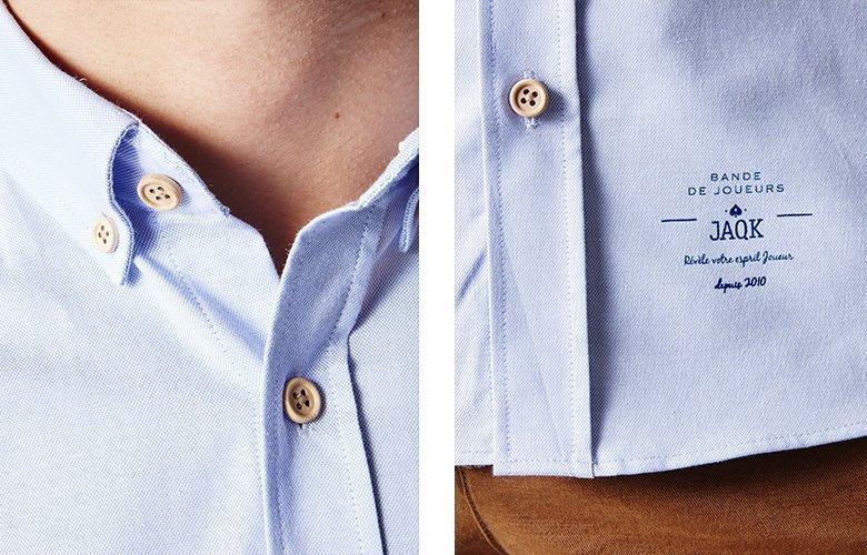 Zoom produit chemise orcia allegra