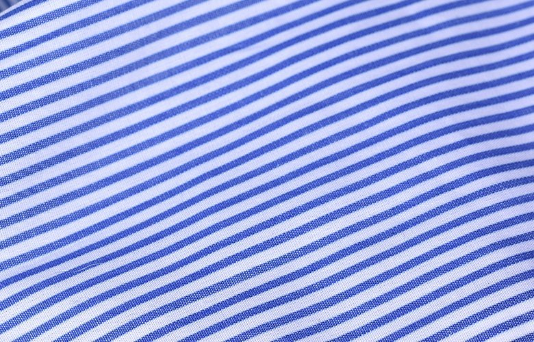 Zoom matiere chemise palme anatoli