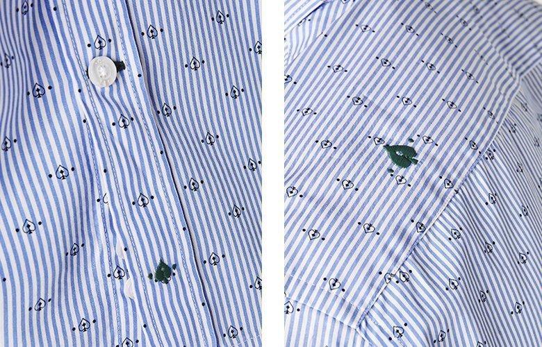Zoom produit chemise chemise Paradise Falvo